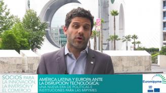 Seminario Euromipyme – Entrevista a Gabriel Vienni, Director Ejecutivo UIA