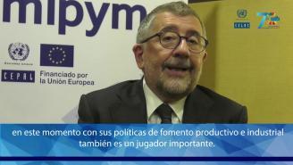 Seminario MIPYME 2018 - Entrevista a Mario Cimoli (CEPAL)