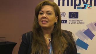 Seminario MIPYME 2018 - Entrevista a Mireylle Julliard (Colombia)