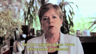 La hora de la igualdad: Mensaje de la Secretaria Ejecutiva de la CEPAL, Alicia Bárcena
