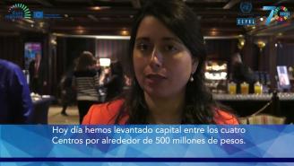 Encuentro SERCOTEC-CEPAL – Entrevista a Solsiré Giaverini (Chile)