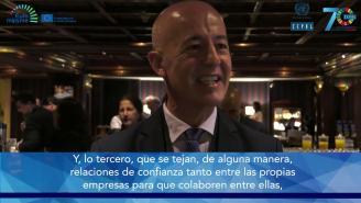 Encuentro SERCOTEC-CEPAL – Entrevista a Xavier Sabalza (España)