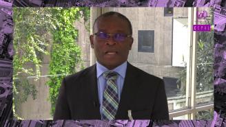 Dennis Kellman, Ministro de Vivienda de Barbados – Conferencia de las Ciudades