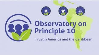 Observatory on Principle10 in Latin America and the Caribbean