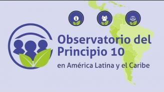 Observatorio del Principio 10 en América Latina y el Caribe