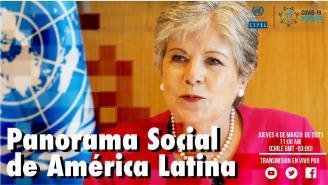 Lanzamiento informe Panorama Social de América Latina 2020