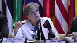 Conferencia de prensa lanzamiento Balance Preliminar de las Economías 2017