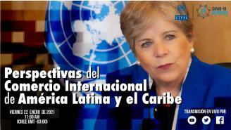 Lanzamiento informe Perspectivas del Comercio Internacional de América Latina y el Caribe 2020