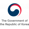 Logo gobierno de Corea