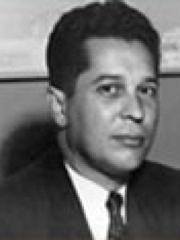 Foto ex secretario ejecutivo José Antonio Mayobre