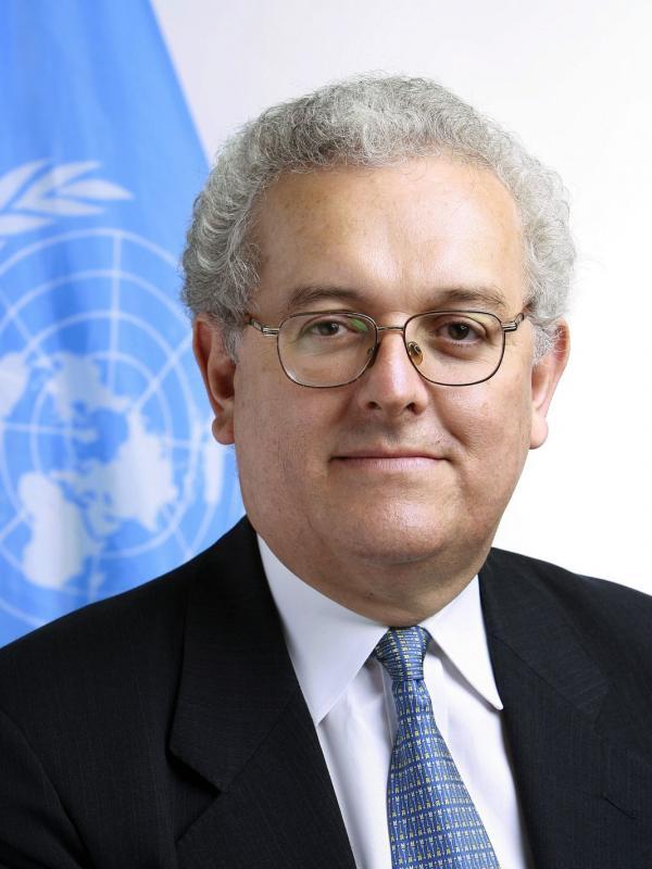 José Antonio Ocampo, ex Secretario Ejecutivo de CEPAL