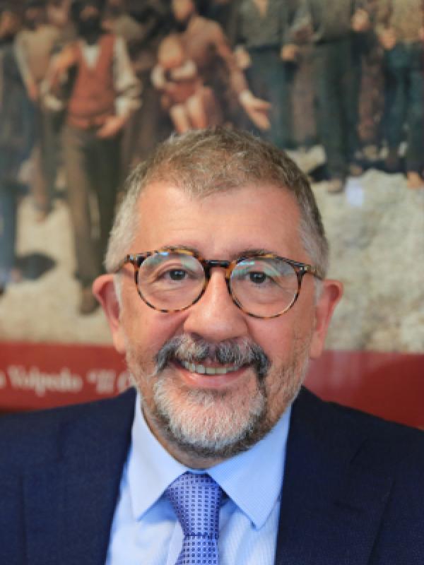 Mario Cimoli - Secretario Ejecutivo Adjunto