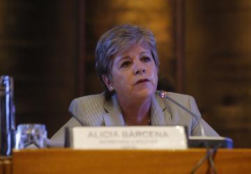 Discurso Alícia Barcena Seminario Think Big