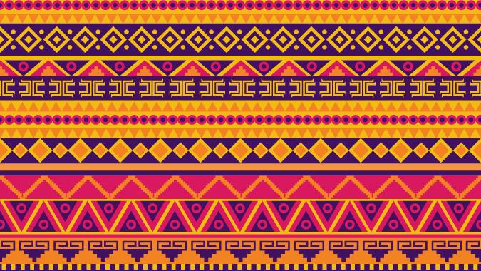 imagen de textil ind{igena