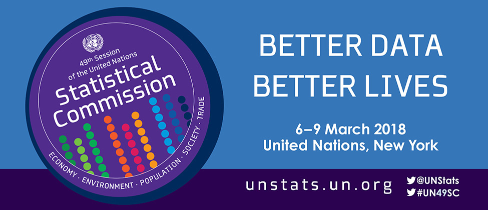 United Nations Statistical Commission 49th Session (2018)