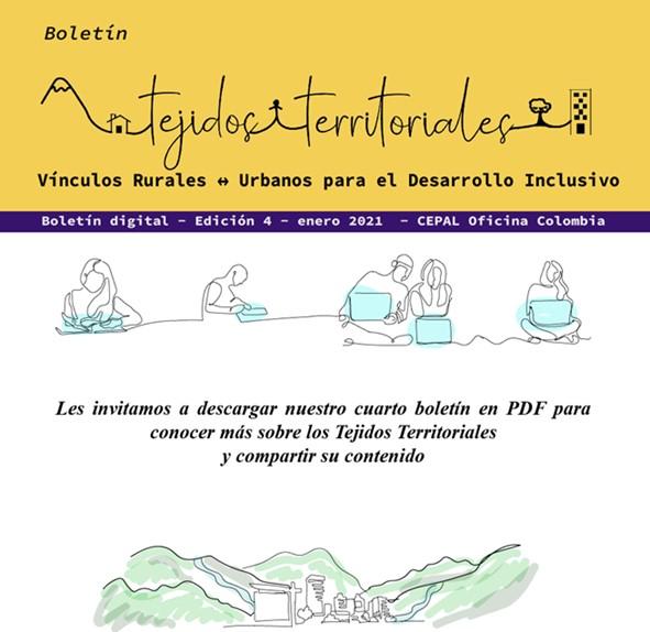 Boletín cuarta Edición