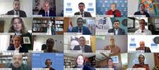 Inauguración Decimonovena reunión del Comité Executivo de la CEA, 25 agosto 2020