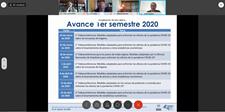 Decimonovena reunión del Comité Ejecutivo de la CEA, 27 de agosto 2020
