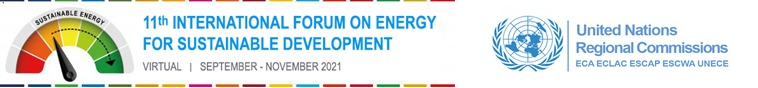 International Forum on Energy for Sustainable Development